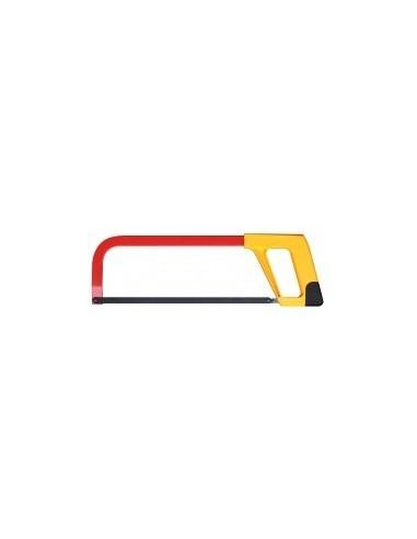 Scie a metaux poignee abs vrac - réf.: longueur totale:400 mmcapacité de coupe:100 mm