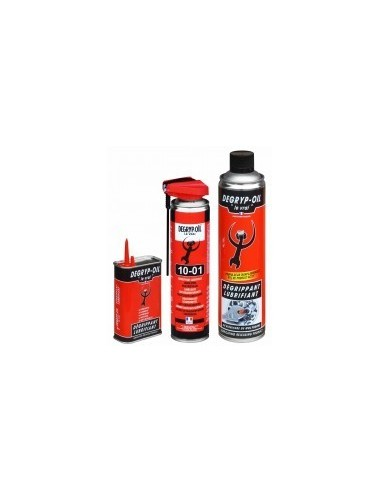 Degryp'oil (le vrai) vrac - réf.:10-02présentation:aérosol volume:800/500 ml