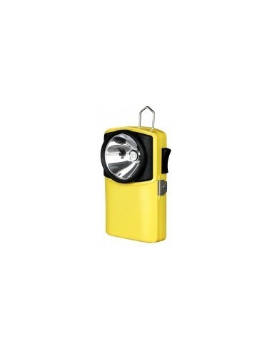 Lampe de poche krypton sur carte - caractéristiques:lampe ampoule krypton alimentation:1 pile plate 3lr12 / 4,5v