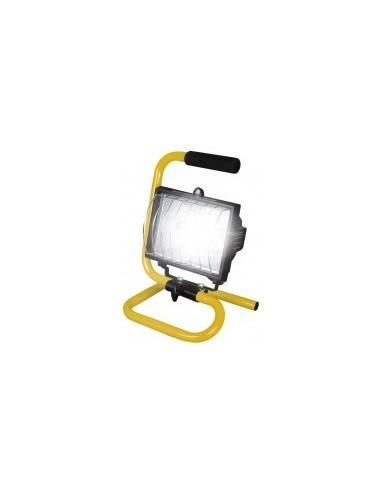 Projecteur halogene sur cadre boîte - caractéristiques:projecteur halogène - 8550 lumens alimentation:230v - 50 hz