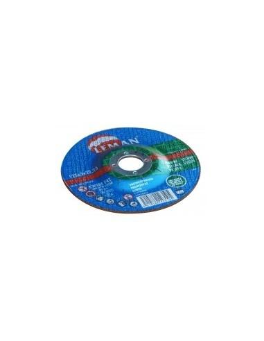 Disques a tronconner la pierre vrac -  désignation:1 disque diamètre:125 mm epaisseur:3,0 mm alésage:22,2 mm