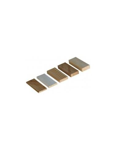 Cales en bois vrac - code:conditionnement: hauteur: largeur: longueur: poids:présentation: