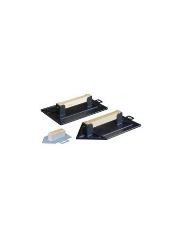 Taloche abs vrac -  dimensions:14 x 8 cm forme:pointue à gréser