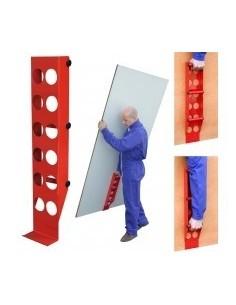 Porte panneaux vrac -  longueur: 620 mm