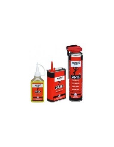 Huile fine pure vrac - réf.:20-16présentation:aérosol double spray volume:520/300 ml