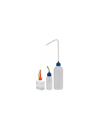 Burette flacon vrac - caractéristiques:en plastique, bec souple plastique volume:500 ml