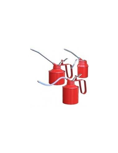 Burette metallique vrac - becs:fixe volume:375 ml