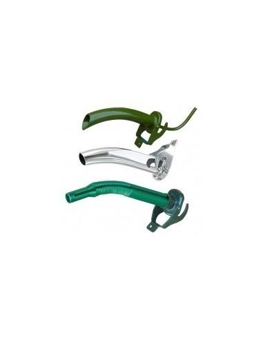 Becs verseurs vrac -  désignation:rigide laqué vert