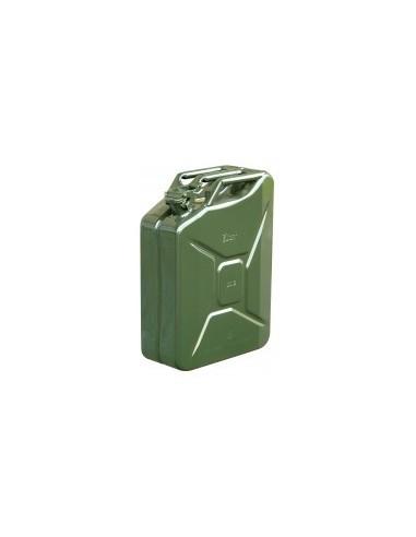 Jerrycan tôle vrac - capacité:10 l