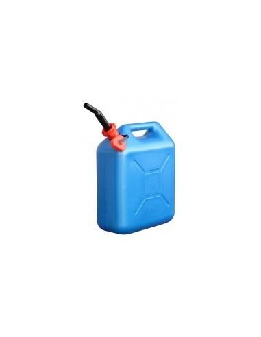 Jerrycan plastique vrac - capacité:5 l