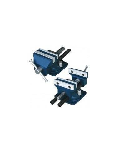 Etau reversible boîte - largeur mors:75 mmouverture:175 mm poids:3,5 kg
