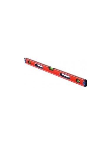 Niveau alu  tubulaire professionnel vrac -  longueur:600 mm
