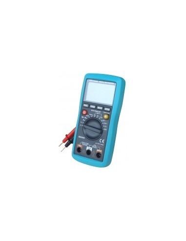 Multimetre pro libre service - caractéristiques:max : 300 v - 10 a