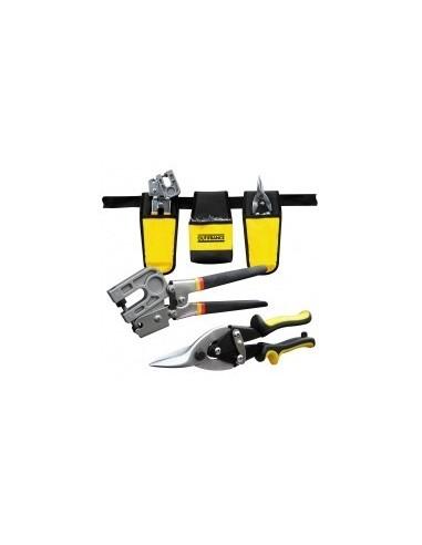 Ceinture de plaquiste libre service - caractéristiques:ceinture + 2 outils