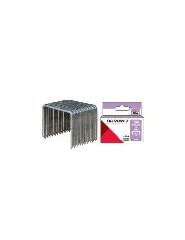 Agrafes t30 libre service -  désignation:boîtes de 1000 agrafes longueur pattes:10 mm
