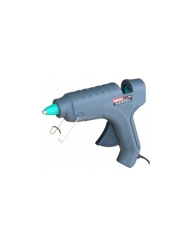Pistolet a colle ø 12 mm - g200 sur carte - réf.:01298v désignation:pistolet à colle + 1 kg de colle universelle ø 12 mm