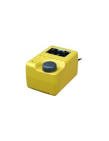 Transformateur a variateur electronique - 12 v boîte - courant primaire:alternatif 230 v - 50/60 hzcourant secondaire:continu 1