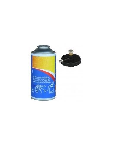 Aerosol d'air sous pression vrac -  désignation:bombe d'air sous pressioncaractéristiques:volume 300 ml