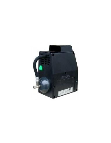 Compresseur de table avec reservoir d'air boîte -  désignation:compresseur 230 v / 60 wpression:2,5 barsdébit d'air:10 l/mn