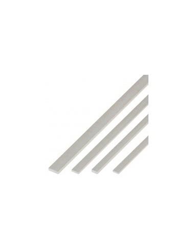 Baguettes rectangulaires de balsa vrac -  section:2 x 12 mm