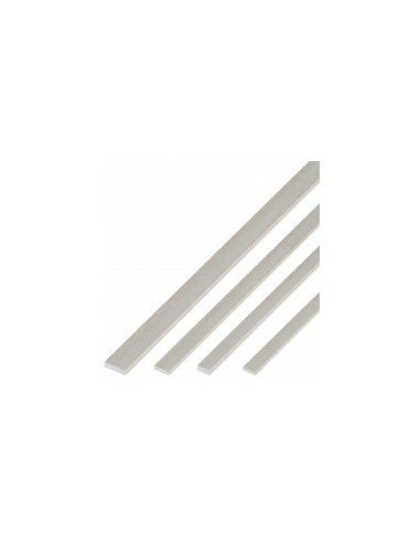 Baguettes rectangulaires de balsa vrac -  section:2 x 15 mm