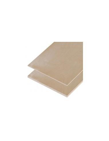 Planches de contreplaque vrac -  epaisseur:0,8 mm