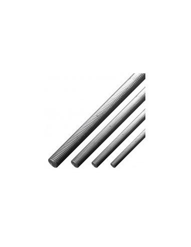 Tiges filetees acier vrac -  diamètre:ø 4,0 mm