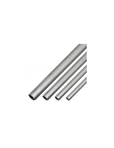 Tubes aluminium vrac -  diamètre:ø 2,0 mm