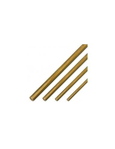 Fils laiton vrac -  diamètre:ø 0,8 mm