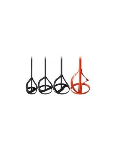 Turbines pour perceuses libre service - type:rr rouge - double spirale diamètre:120 mmaxe:hex - 10 mmcapacité:puissance mini: