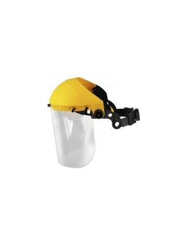 Ecran de protection faciale vrac -  désignation:protection complète