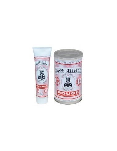 Graisse belleville rouge vrac - présentation:tube poids:150 g