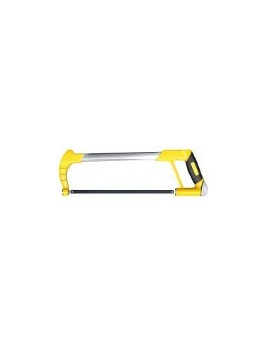 Scie a metaux orientable a 360° vrac -  longueur totale:450 mmcapacité de coupe:100 mm