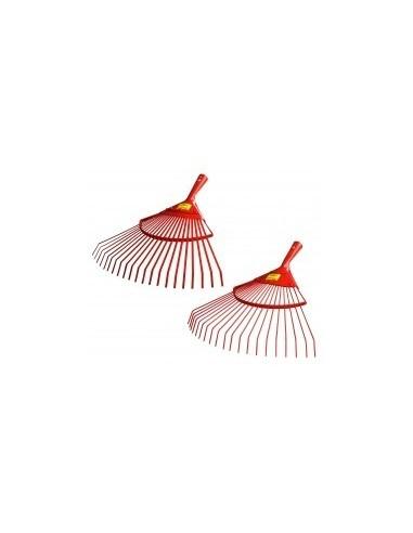 Balais a gazon et feuilles vrac - caractéristiques:balai à fils plats - largeur 440 mm largeur: