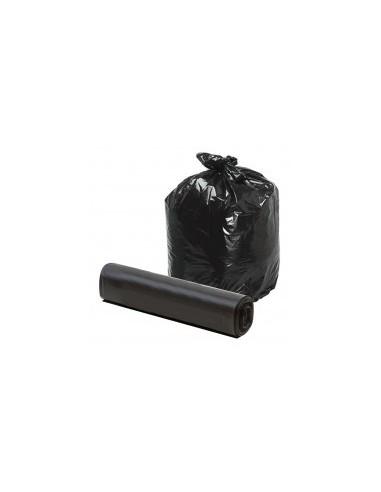 Sacs poubelle vrac -  volume:rouleau de 20 sacs de 100 litres (60 microns)