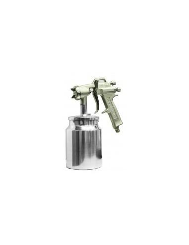 Pistolet a peinture libre service -  désignation:pistolet à peinture poids:870 gr