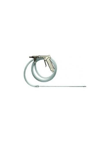 Pistolet de sablage libre service -  désignation:pistolet de sablage poids:640 gr