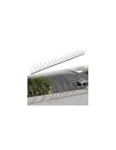 Pics anti-pigeons vrac - caractéristiques:pics anti-pigeons longueur:1 m