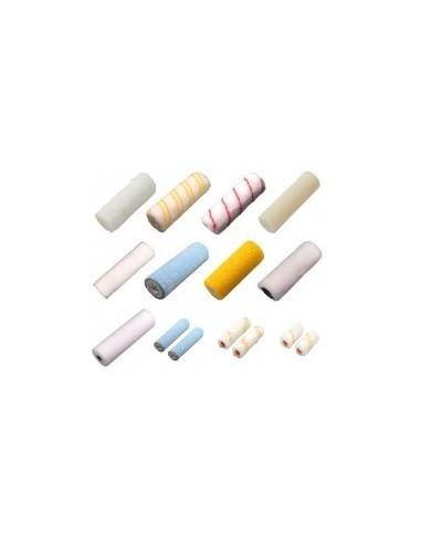 Manchons pour rouleaux a peindre vrac - utilisation:peinture mate / satinée largeur:180 mmcaractéristiques:fibres polyester 12m