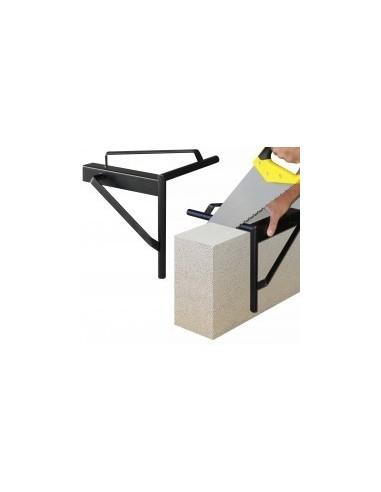 Guide de coupe pour pl,tre et beton cellulaire vrac -  désignation:guide de coupe dimensions:260 x 260 x 260 mm