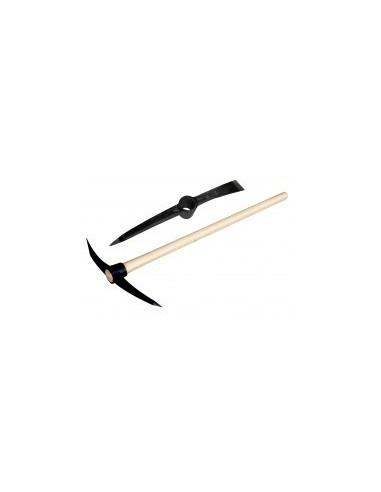 Pioche de terrassier vrac - caractéristiques:pioche 2 kg