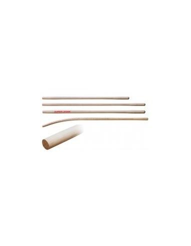 Manches de pelle vrac -  désignation:manche de pelle type savoieø x long.:38 x 1350 mmemmanchement:légèrement conique ø 35