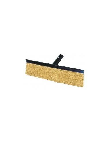 Balai racleur acier vrac - caractéristiques:emmanchement douille métallique ø 28 mm largeur:40 cm