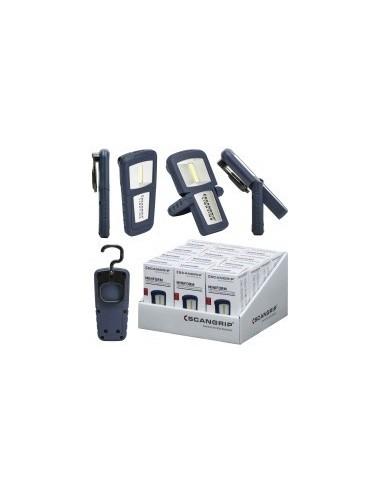 Lampe de poche 'miniform' ultra fine boîte -  désignation:lampe miniform - 110 lumens puissance: alimentation:batterie li-ion de