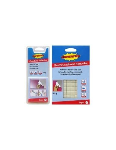 Pate adhesive libre service - réf.:2450présentation:p,te prédécoupéecontenance:50 g