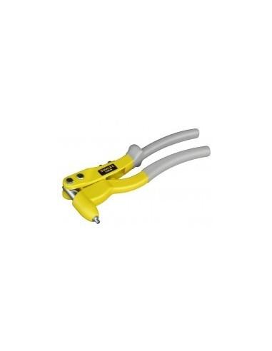 Pince a riveter pro libre service -  désignation:pince à riveter propour rivets:ø 2,4 à 4,8 mm