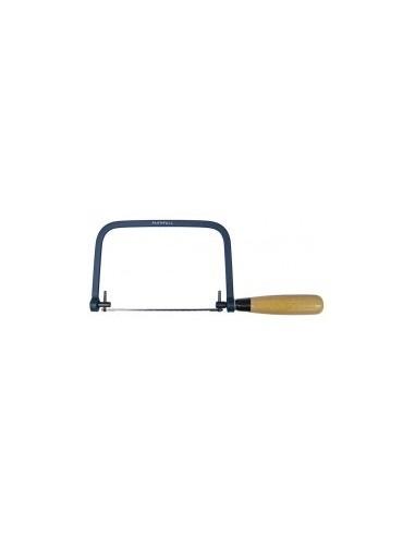 Scie de maquettiste lame orientable libre service -  désignation:165 x 125 mmcapacité:scie lame orientable