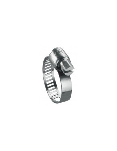 Colliers de serrage sur carte - caractéristiques:2 colliers de serrage 40 à 60 mm