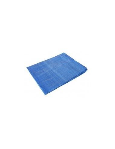 Bache de protection film rétractable -  dimensions:spéciale stère de bois 6 x 1,5 m