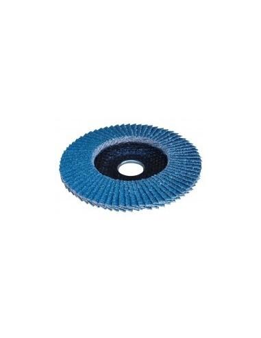 Disques a lamelles pour meuleuses vrac -  désignation:1 disque 115 mm grain:60